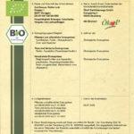 Bio Zertifikat Lechbauer